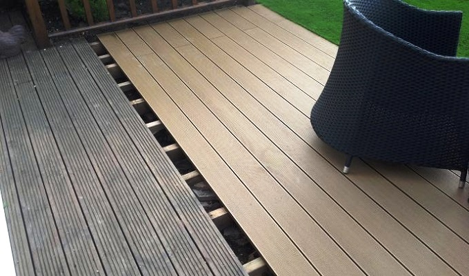 Composite Decking Versus Timber Decking