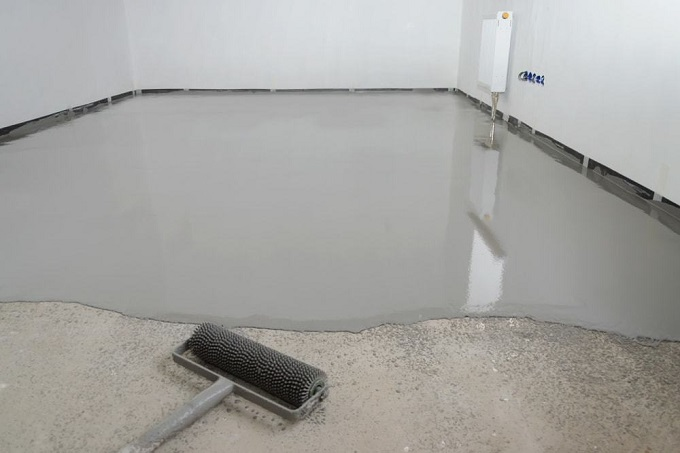 Why Epoxy Flake Floor Installation Is A Job For The Professionals